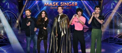 El programa 'Mask Singer' de España.