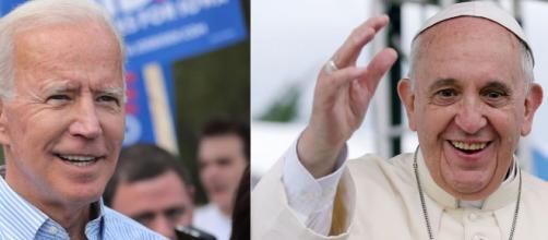 """Il Papa chiama Joe Biden: """"Lavoreremo su poveri, clima e immigrati"""" - vocecontrocorrente.it"""