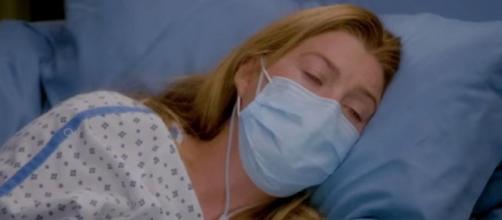 Nel terzo episodio di Grey's Anatomy 17, Meredith Grey sarà ricoverata d'urgenza.