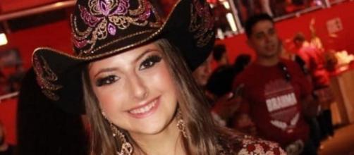 Princesa do rodeio de Jaguariuna morre aos 21 anos. (Reprodução/Redes Sociais)