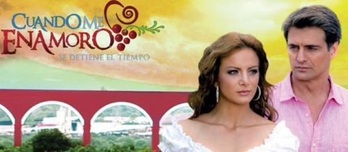 Resumo da semana de 'Quando Me Apaixono'. (Reprodução/Televisa)