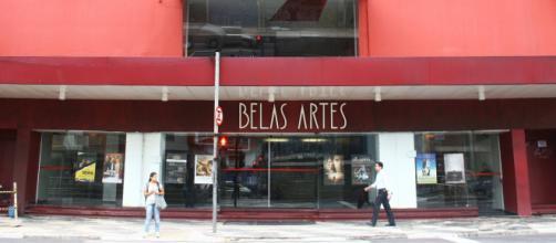 Após reabertura em outubro, o Cine Belas Artes vai fechar em dezembro, por falta de público. (Arquivo Blasting News)