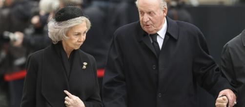 Atribuyen una hija secreta a Juan Carlos