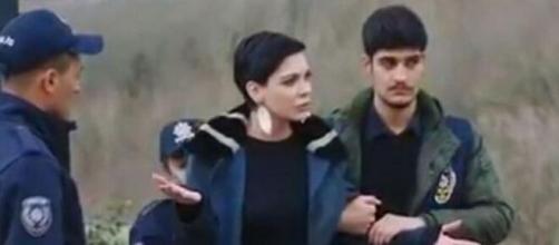 DayDreamer, spoiler 22 novembre: la polizia arresta Aylin e Fabbri.
