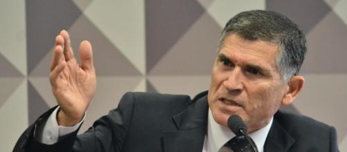 General Santos Cruz critica politização das Forças Armadas. (Arquivo Blasting News)