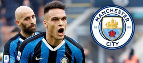 Inter, anche il Manchester City su Lautaro.