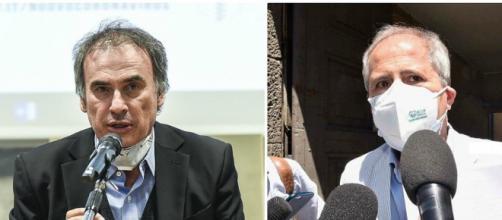 Le previsioni sul Natale di Ranieri Guerra e Andrea Crisanti.