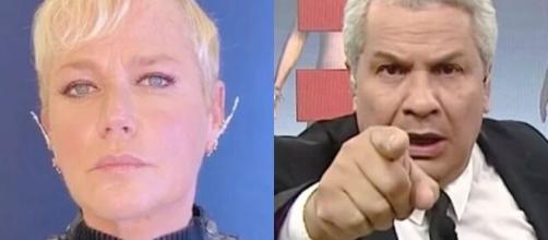 Chamada de 'pedófila', Xuxa move ação contra Sikêra Jr. (Arquivo/Reprodução)