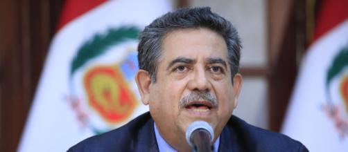 El presidente ha cedido ante las protestas, y ha presentado su renuncia