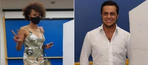 Erika Hilton e Thammy Miranda foram alguns politicos transexuais que se elegeram para vereadores nas eleições municipais. (Arquivo Blasting News)