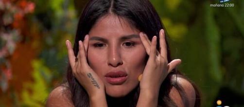 Isa Pantoja en imagen de 'La casa fuerte'