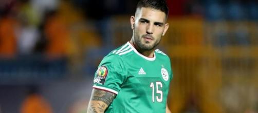 Algérie: 'Mon nouveau surnom', Andy Delort fait le buzz après son but