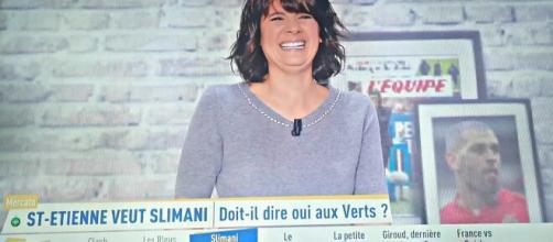 Djellit s'exprime sur Slimani et provoque un fou rire sur le plateau de L'ÉQUIPE D'ESTELLE