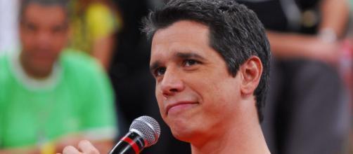 Márcio Garcia desabafa sobre estado de saúde do pai. (Reprodução/TV Globo)