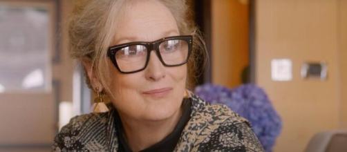 Meryl Streep protagoniza la nueva cinta de Steven Soderbergh 'Let Them All Talk'.