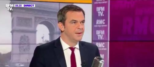 Olivier Véran était l'invité de BFM TV ce matin - Photo capture d'écran Vidéo Twitter