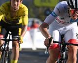 Tour de France, Pogacar: 'Mi sarebbe piaciuto l'avesse vinto Roglic'.
