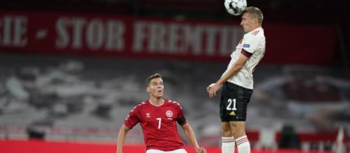 Belgica x Dinamarca: apenas uma vai se classificar para as semifinais da Liga das Nações. (Arquivo Blasting News)