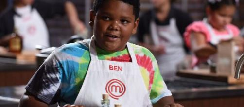 """Ben participou da sexta temporada do """"MasterChef Junior"""". (Arquivo Blasting News)"""