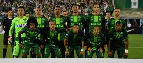 Chapecoense foi a campeã da Copa Sul-Americana 2016. (Divulgação/Conmebol)