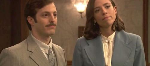 Il segreto, anticipazioni Spagna: Marta torna a Puente Viejo con il marito Ramon.