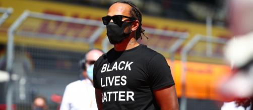 Lewis Hamilton è il nero più influente del Regno Unito