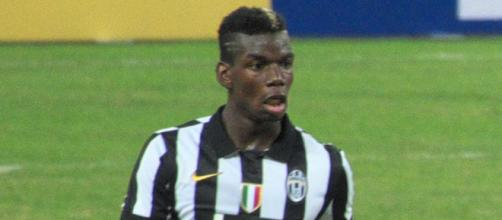 Paul Pogba nella sua esperienza professionale alla Juventus.