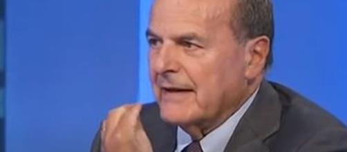 Pierluigi Bersani è stato ospite di DiMartedì.