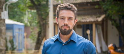 Rafael Cardoso brilhou na TV. (Reprodução/TV Globo)