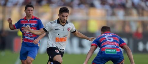 Vasco x Fortaleza se enfrentam em confronto atrasado. (Arquivo Blasting News)