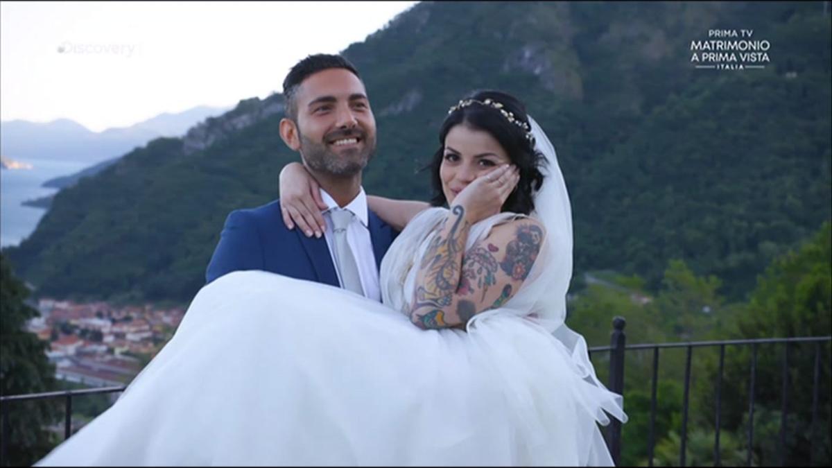 Replica Matrimonio a prima vista Italia 9 novembre: visibile in