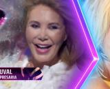 Norma Duval se quita la máscara del unicornio en 'Mask Singer: adivina quién canta'
