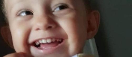 A criança faleceu após engasgar com jujuba. (Reprodução/Arquivo Pessoal)