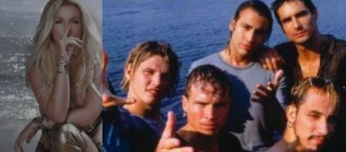 In uscita due inediti di Britney Spears, la rete 'rumoreggia' su un probabile duetto con i Backstreet Boys.
