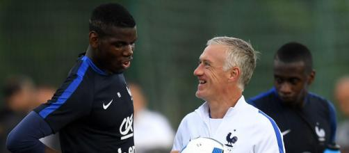 Didier Deschamps has spoken again about Paul Pogba's situation at ... - technosports.co.in