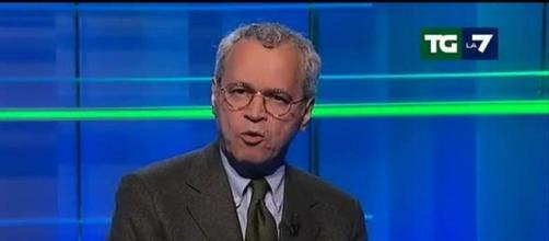 Enrico Mentana favorevole al vaccino anti Covid obbligatorio.