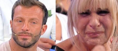 Michele Dentice e Gemma Galgani di Uomini e Donne.