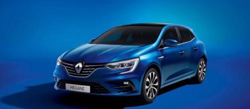 La nuova Renault Megane del 2020.