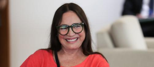 Regina Duarte está sendo processada por família da ex-esposa de Lula. (Arquivo Blasting News)