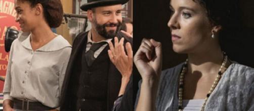 Una vita, spoiler Spagna: Sampaio e Alvarez Hermoso convivono, Genoveva si finge felice.
