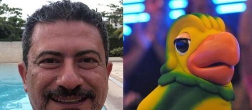 Ator Tom Veiga, intérprete do Louro José, morre aos 47 anos. (Arquivo Blasting News)