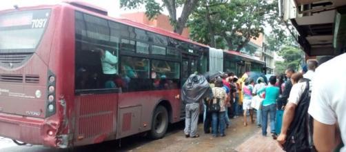 El transporte público en Venezuela se posiciona entre los más costosos del mundo.