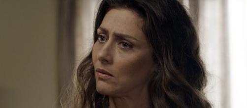 """Joyce irá questionar Ritinha no próximos episódios de """"A Força do Querer"""" (Reprodução/TV Globo)"""