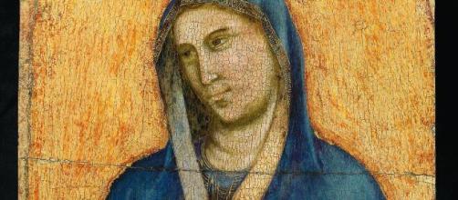 La Madonna di Giotto in mostra a Museo Palazzo Doebbing di Sutri.