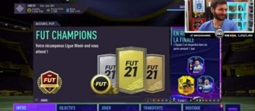 Le champion du monde de FIFA21 pète un plomb contre les bugs FIFA21 - Photo capture d'écran