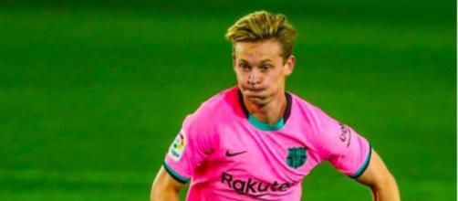 Le nouveau maillot du FC Barcelone aurait fuité les internautes divisés - Photo Instagram FC Barcelone
