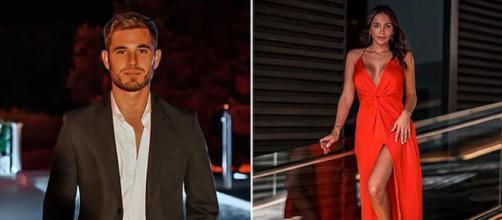 Tom Brusse y Sandra Pica serán la cuarta pareja de 'La casa fuerte 2'
