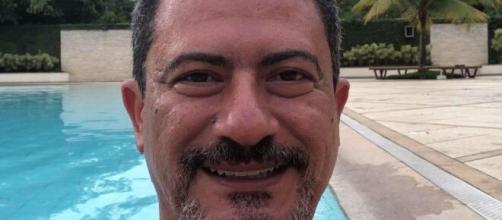 Tom Veiga foi encontrado morto no domingo (1). (Arquivo Blasting News)