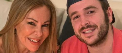 Ana Obregón tras la muerte de su hijo Aless Lequio se propone contribuir a la investigación científica del cáncer.