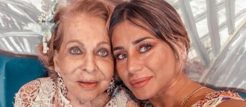 Elena Tablada dedica unas emotivas palabras a su abuela tras su ... - bekia.es